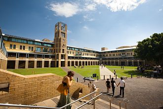 University of New South Wales - Quadrangle Building