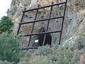 Up at Thistle Dam spillway intake, Jul 15.jpg