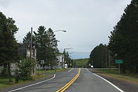 Upson Wisconsin Downtown Looking East WIS77.jpg