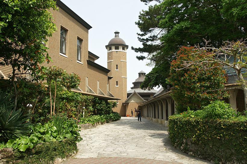 浦添市美術館