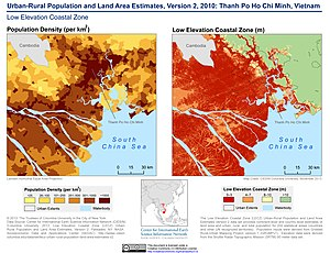 Urban-Rural Population and Land Area Estimates, v2, 2010 Thanh Po Ho Chi Minh, Vietnam (13874141364).jpg