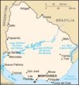 Uruguay CIA map PL.png