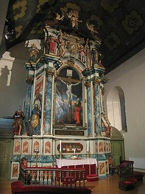 Vår Frue Church - Image: Vår Frue kirke Trondheim IMG 8650