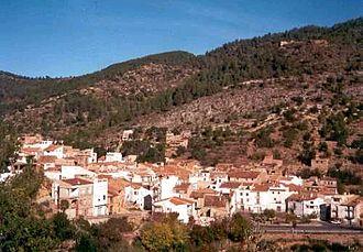 Alcudia de Veo - Panorama.