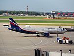 VQ-BBC (aircraft) at Sheremetyevo International Airport pic1.JPG