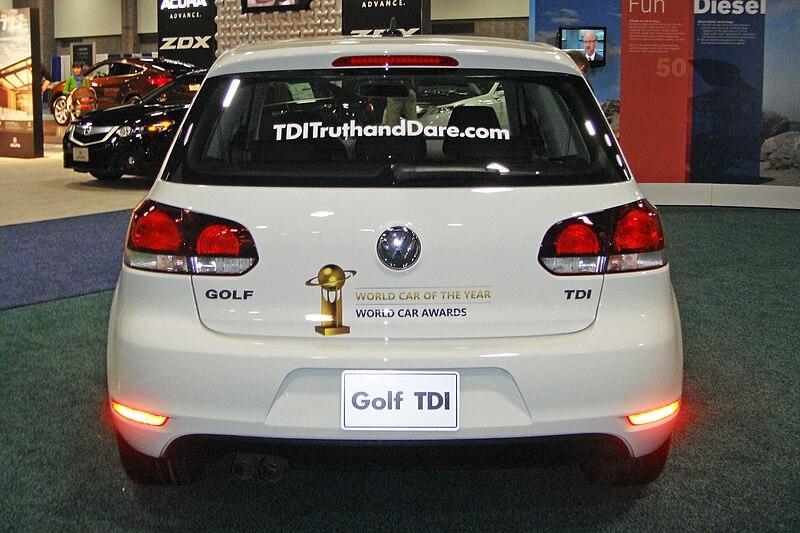 VW Golf TDI Clean Diesel WAS 2010 8982.JPG