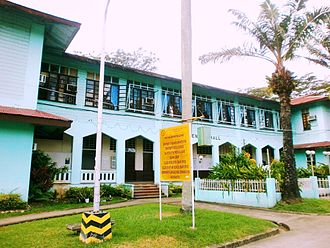 William Valentine - The Valentine Hall on the campus of Central Philippine University is a monument built and dedicated in memory of William Valentine.
