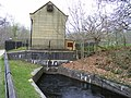 Valve house and beginning of the Llangollen Canal - geograph.org.uk - 1242903.jpg