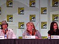 Vampire Diaries Panel at the 2011 Comic-Con International (5985291423).jpg