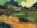 Van Gogh - Blick auf den Mont Gaussier.jpeg
