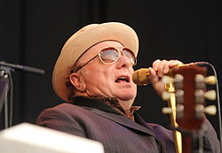 Van morrison at notodden blues festival
