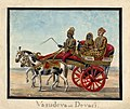 Vasudeva and Devaki traveling in a carriage..jpg