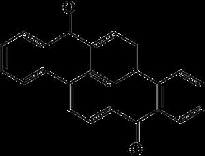 7,14-Dibenzpyrenequinone - Image: Vat Yellow 4