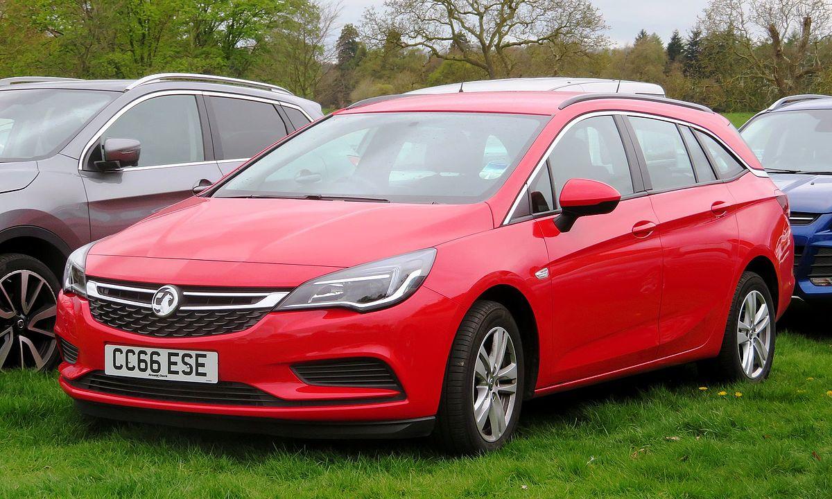 Vauxhall Astra - Wikip...