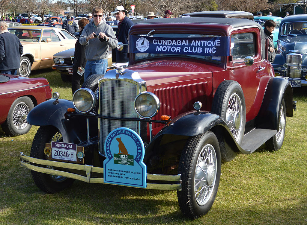 Holden Sports Car Models