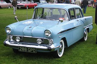 Vauxhall Victor Motor vehicle