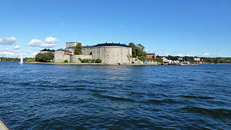 Vaxholm - Vaxholm Fortress.