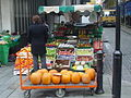Vegetable stall, Old Hall Street, Liverpool - DSC00741.JPG