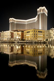 Image illustrative de l'article The Venetian (Macao)