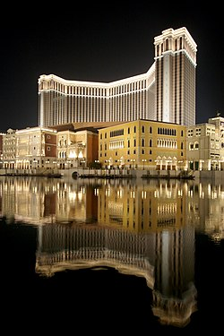 Macau casino hotel