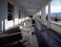 Veranda of the Mount Washington Hotel and Resort, Bretton Woods, New Hampshire LCCN2011636149.tif