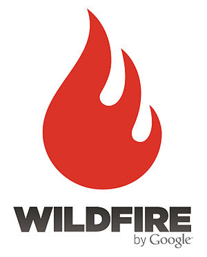 Wildfire Interactive - Image: Vertical Wildfire Logo