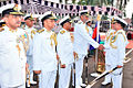 Vice Admiral HCS Bisht taking over as Flag Officer Commanding-in-Chief, Eastern Naval Command (04).jpg