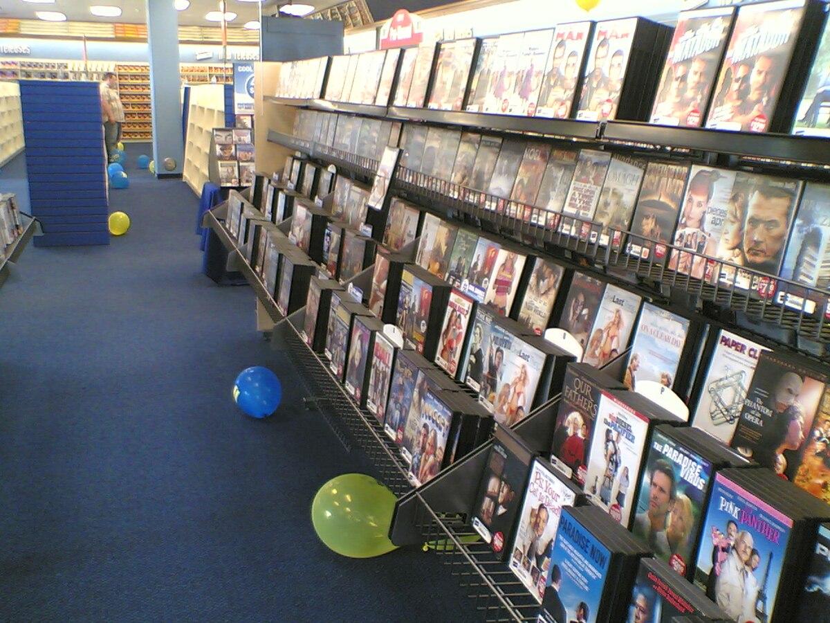 Video shop in Iowa, USA -- 2006-11.jpg