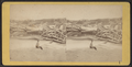 View near Glens Falls, N.Y, from Robert N. Dennis collection of stereoscopic views.png