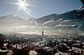 View of Bad Hofgastein village - panoramio.jpg