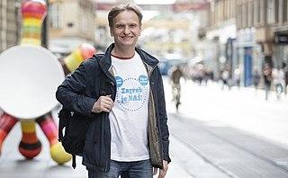 Vili Matula Croatian actor and political activist