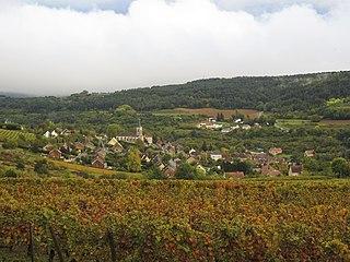 Arcenant Commune in Bourgogne-Franche-Comté, France