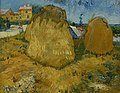 Vincent van Gogh (1853-1890) Korenschelven in de Provence - Kröller-Müller Museum Otterlo 23-8-2016 13-33-24.JPG