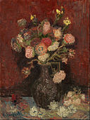 Vincent van Gogh - Vase with Chinese asters and gladioli - Google Art Project.jpg
