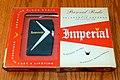 Vintage Hearever Imperial Germanium Crystal Radio, AM Band, Made In USA, Circa 1959 (49234737816).jpg