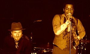 Vintage Trouble - Colt and Taylor at Fibbers in 2011