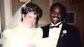 Virginia and Clarence Thomas wedding day, May 30, 1987.webp