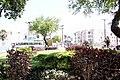 Visão das plantas e comércio ao redor da praça da bandeira - panoramio.jpg
