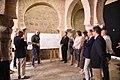 Visita a las obras de rehabilitación de la Mezquita de Tornerías (42868511484).jpg