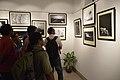 Visitors - Group Exhibition - PAD - Kolkata 2016-07-29 5468.JPG