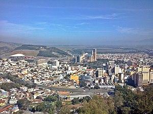 Aparecida - Aparecida and the Basilica of Our Lady of Aparecida