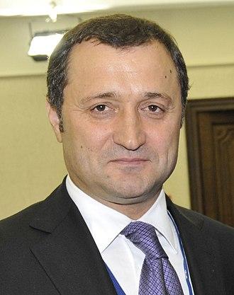 Vlad Filat - Image: Vlad Filat 2010 09 15
