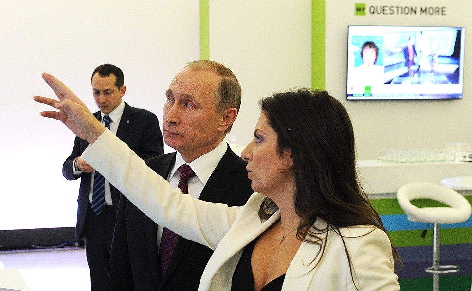 Vladimir Putin, Russia Today television channel (2015-12-10) 01