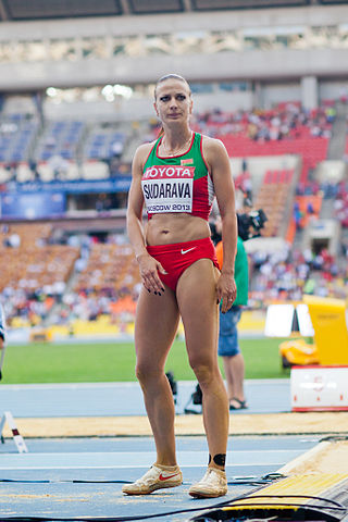 Volha Sudarava (2013 World Championships in Athletics).jpg
