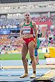 Volha Sudarava (2013 World Championships in Athletics).jpg