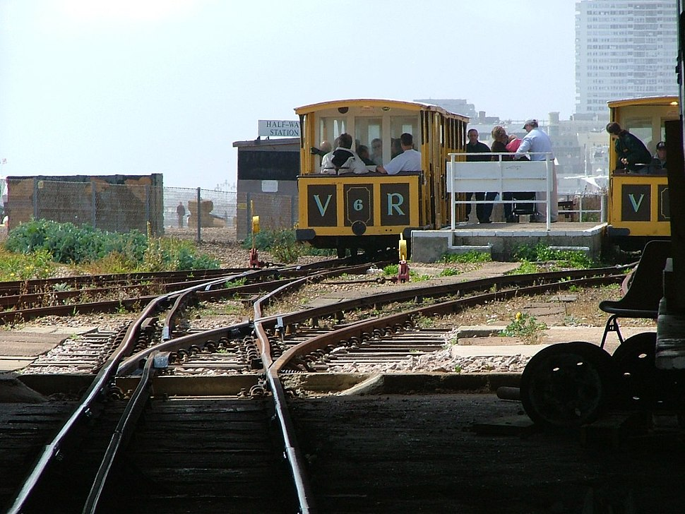 Volks Electric Railway, Brighton