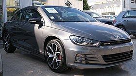 Image illustrative de l'article Volkswagen Scirocco