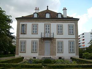 Institut et Musée Voltaire - Institut et Musée Voltaire, les Délices