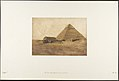 Vue de la seconde Pyramide, prise au Sud-Est MET DP131834.jpg