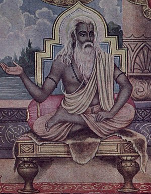 Vyasa - Author as well as a character in the Hindu epic Mahabharata